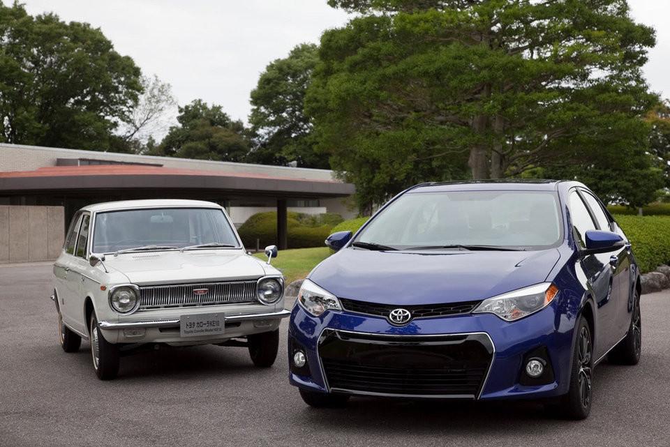 Car models - New vs Old, part 2 | Vehicles