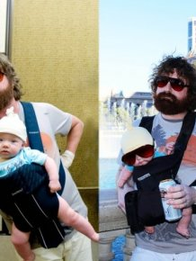 This Man Makes Six Figures A Year Pretending To Be Alan From The Hangover