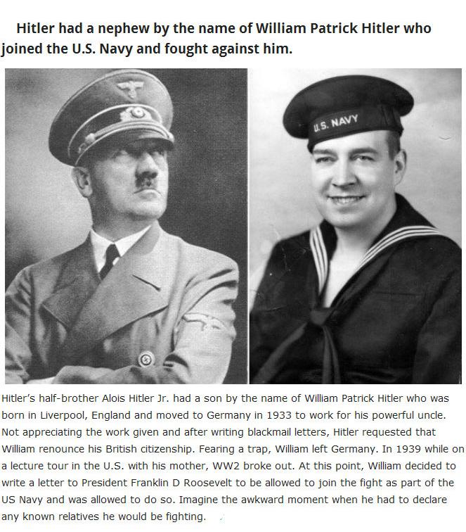 Strange But True Facts About Adolf Hitler