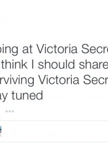 Husband Live Tweets Trip To Victoria's Secret With His Wife