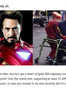 These Actors Aren't Just Heroes In Movies They're Heroes In Real Life Too