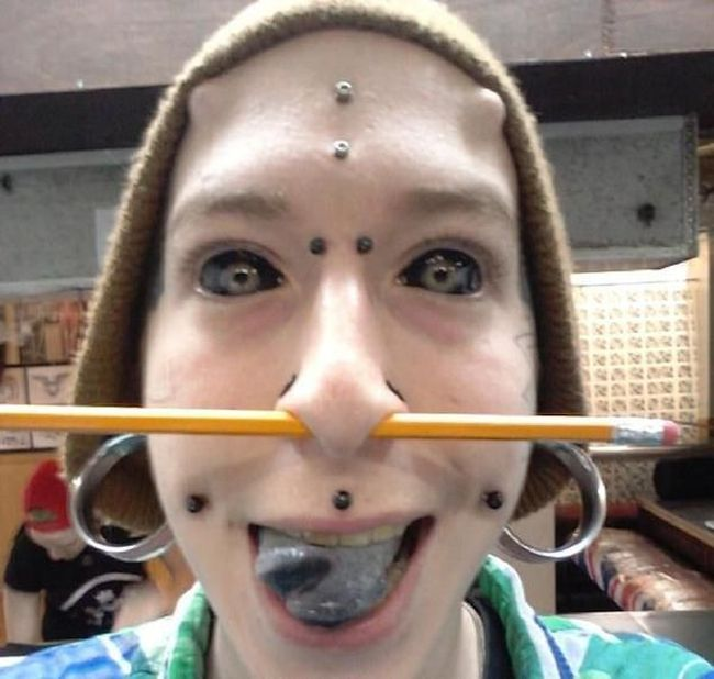 This Kid Took Body Modifications Way Too Far