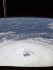 Hurricanes from Space