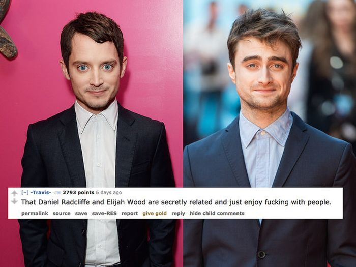 Wild Theories About Celebrities That Make Perfect Sense