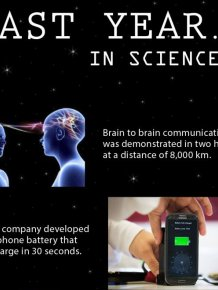 Amazing Scientific Discoveries That Happened In 2014