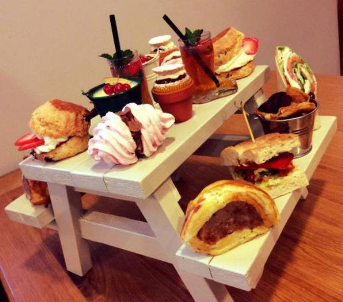 Restaurants That Went Way Too Far With Their Food Displays