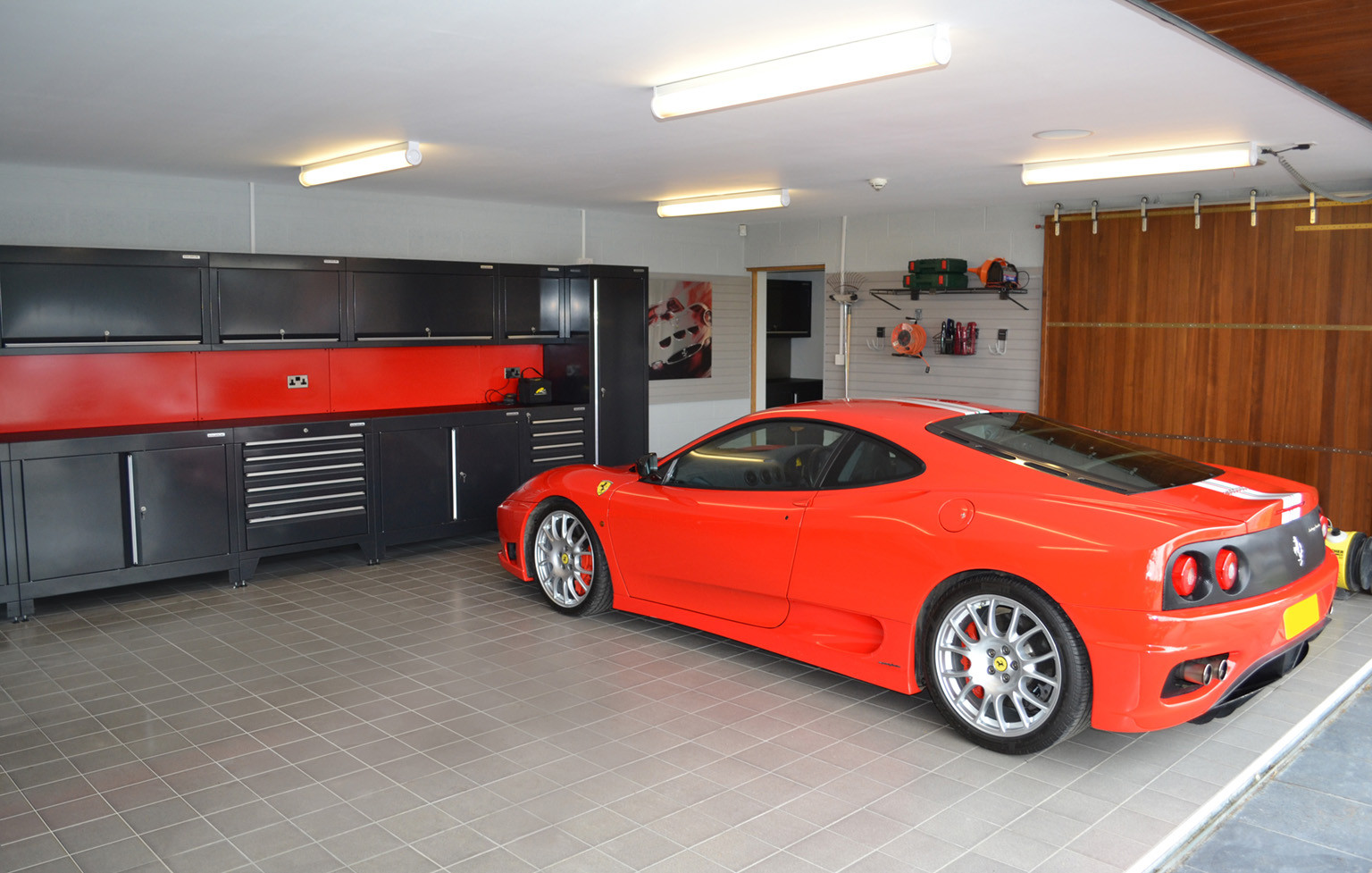 Perfect garages