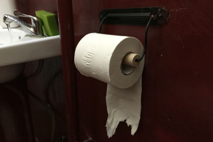 124 Year Old Patent Ends The Over Or Under Toilet Paper Debate
