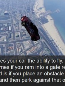 Awesome And Funny Things People Found In Grand Theft Auto V