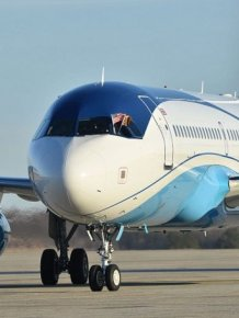 An Inside Look At Heir Force One