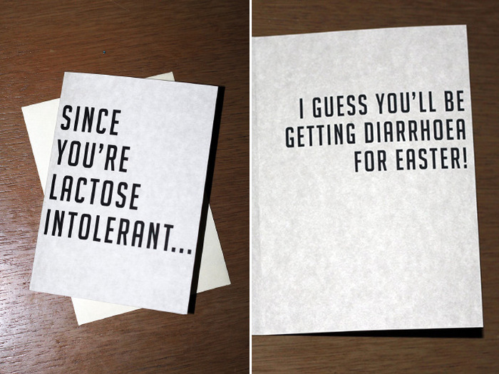 Easter Cards With A Great Sense Of Humor