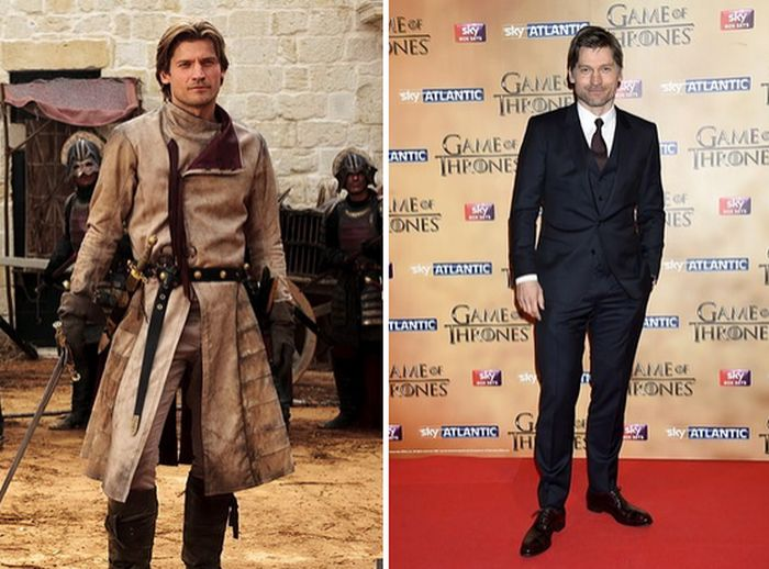 The Game Of Thrones Stars On The Red Carpet