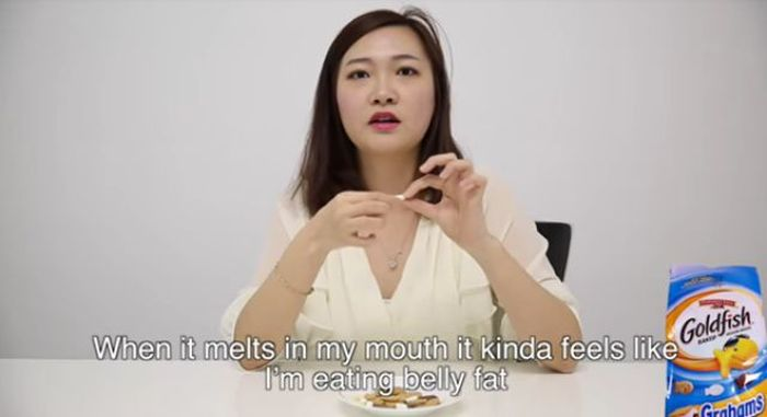 Korean Girls Have Hilarious Reactions After Tasting American Snacks