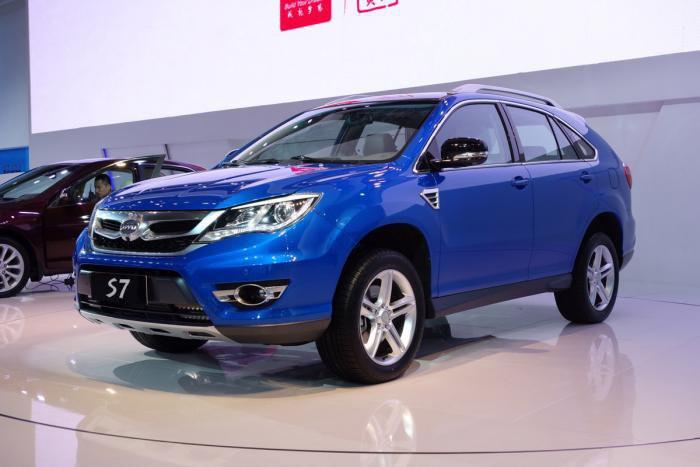 Chinese clone cars