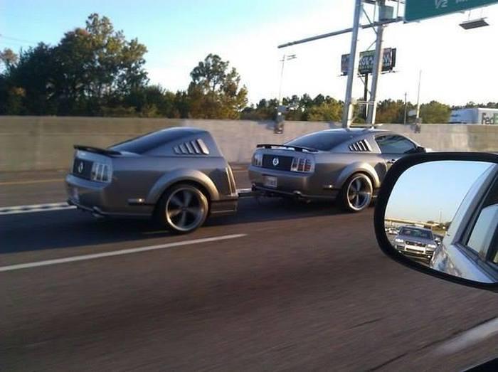 Cars With Cool Custom Trailers Vehicles - Cool custom cars