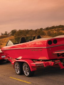 Cars With Cool Custom Trailers