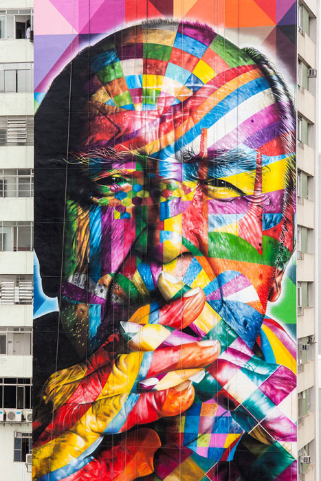 A Cool Collection Of Street Art Masterpieces