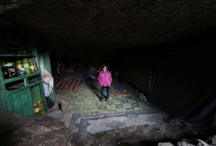 Inside The Secret Caves Of Syria