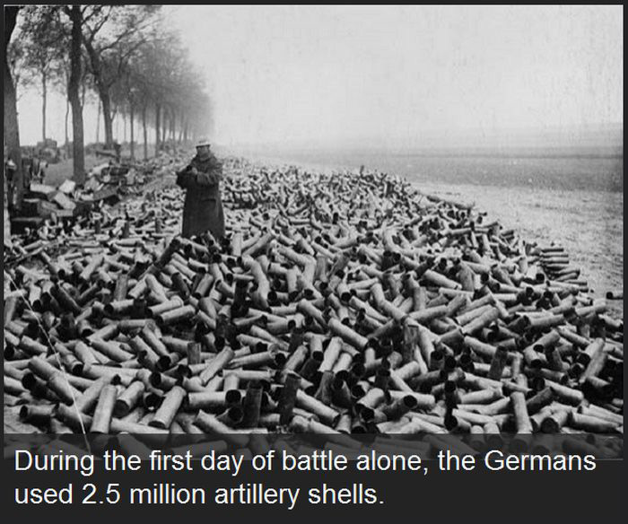 A Look Back At The Brutal Aftermath Of World War I