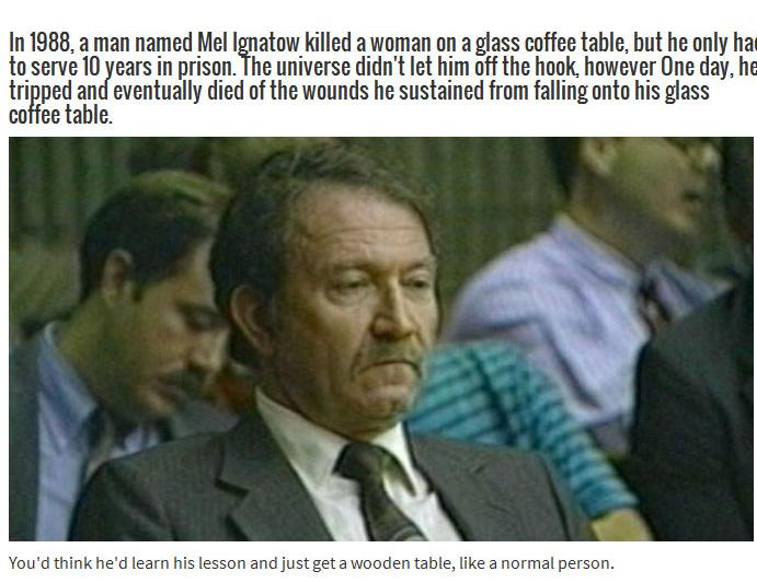 Historical Deaths That Prove Karma Has A Sense Of Humor
