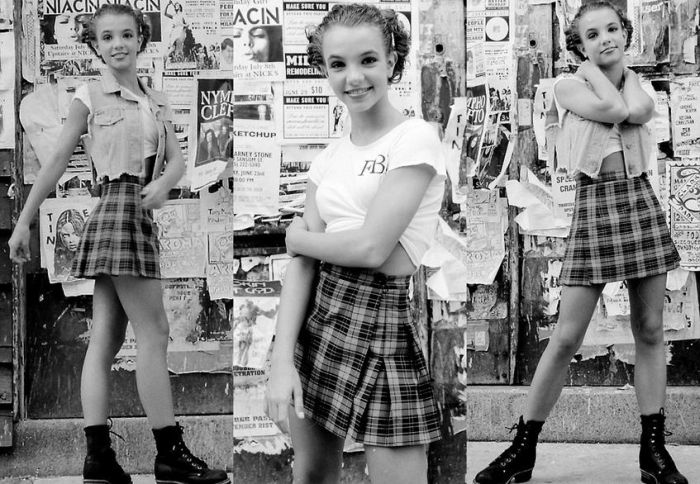 Photos Of A Young Britney Spears Show She's Always Had Star Power