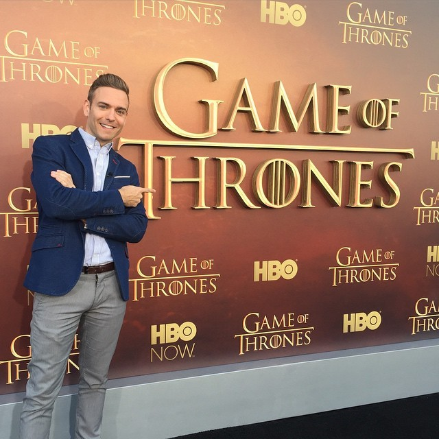 The Best Instagram Photos From The Game of Thrones Season 5 Premiere
