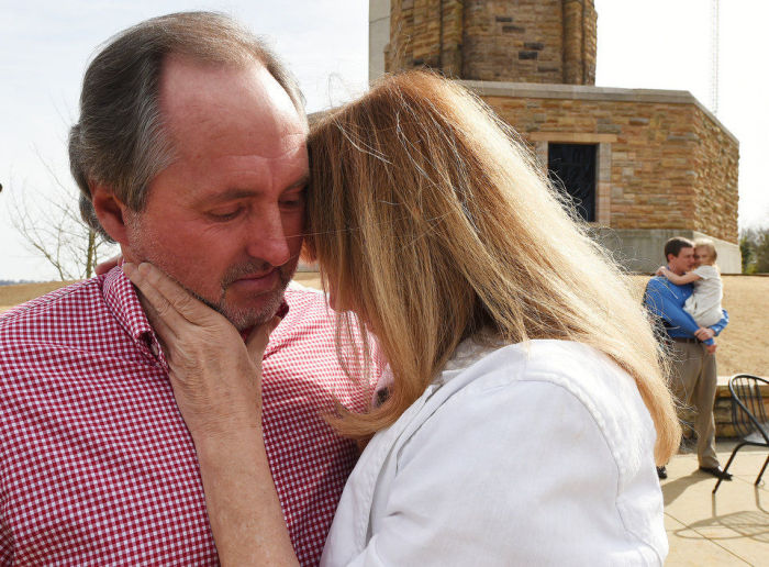 Man Reunites With Nurse That Changed His Life 40 Years Later