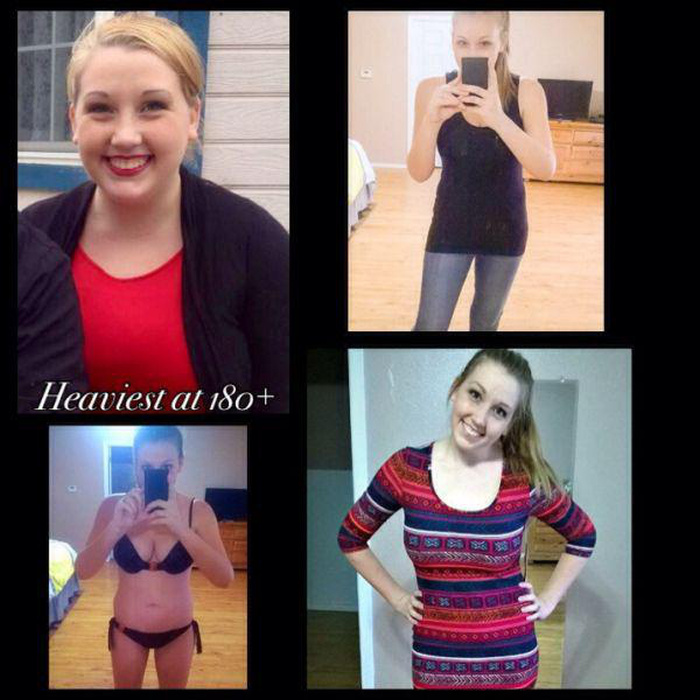 Incredible Weight Loss Transformations Before And After ...