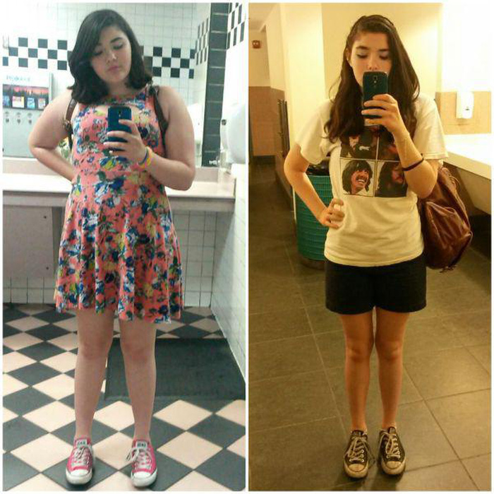 Incredible Weight Loss Transformations Before And After