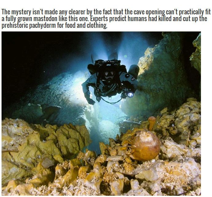 Experts Still Can't Figure Out What They Found In This Mysterious Cave