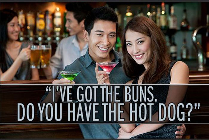 What Pickup Lines Would Sound Like If Women Used Them