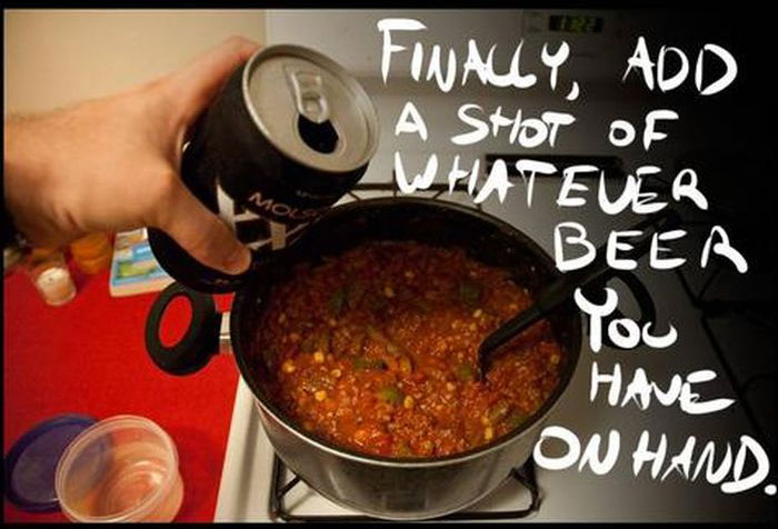 It's Time For 2AM Chili