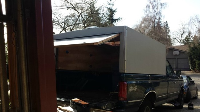 This Guy Turned His Truck Into The Ultimate Camper