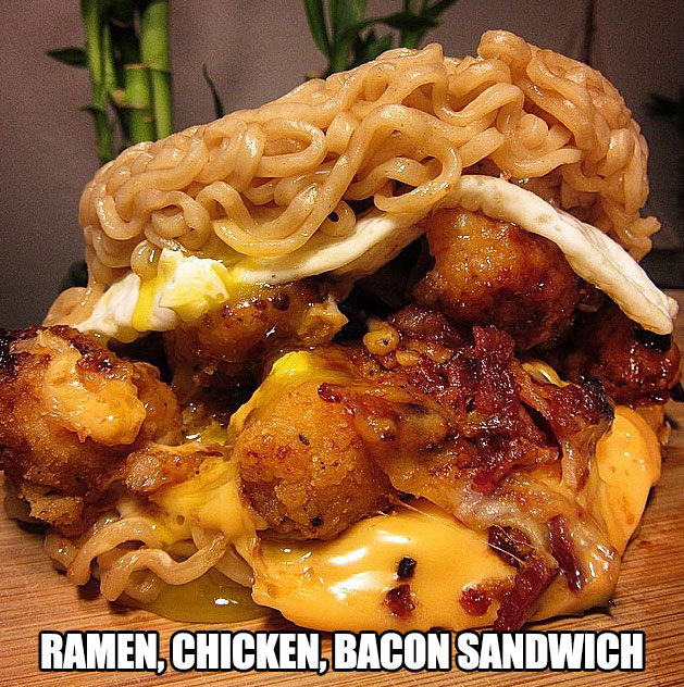 Crazy Food Concoctions That You Need To Try At Least Once