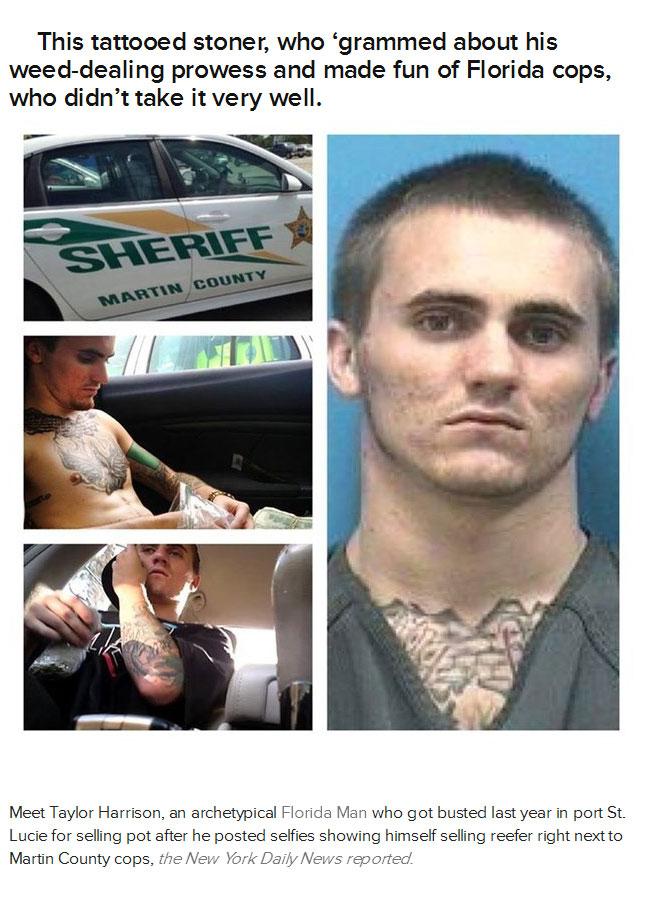 7 Criminals Who Got Caught Because Of Social Media