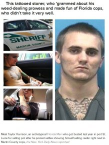 7 Criminals Who Got Caught Because Of Social Media