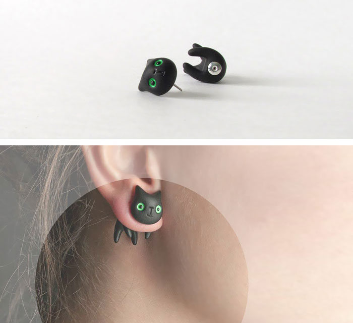 Awesome Earrings For Geeky Girls
