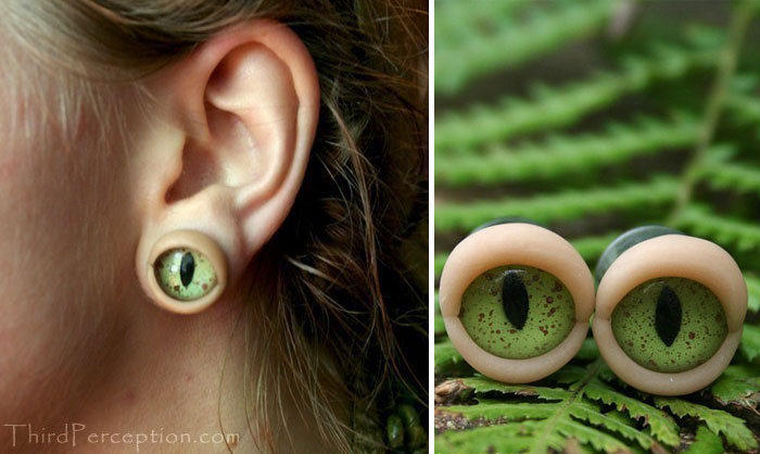 Awesome Earrings For Geeky S