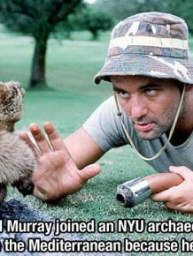 Proof That Bill Murray Is The Most Interesting Man In The World