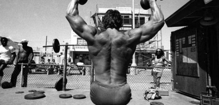 Rare Vintage Photos Of Arnold Schwarzenegger