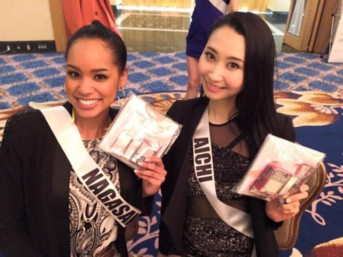 Photos Of Miss Universe Japan Ariana Miyamoto