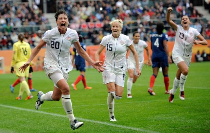 Women's World Cup 2011 , part 2011