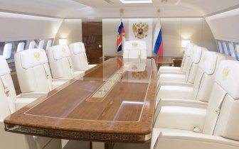 Putin's new plane