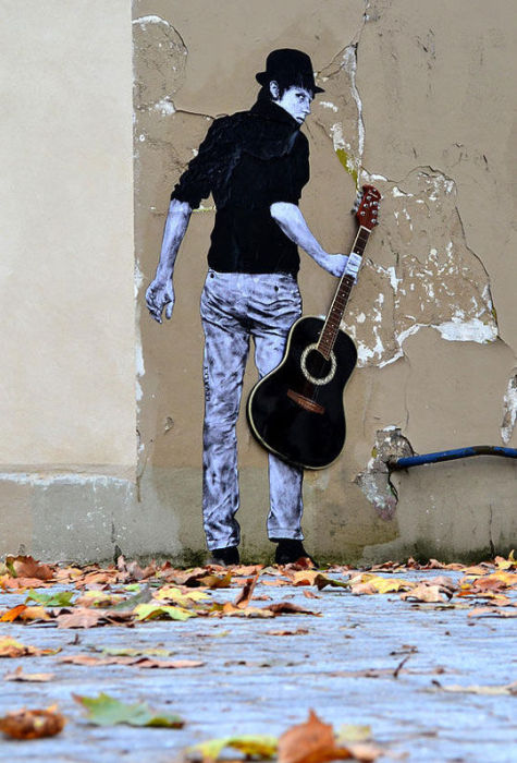 French Street Art That's Guaranteed To Make You Look Twice