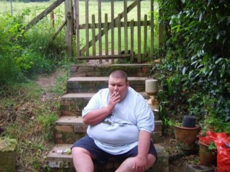 Tough Love From Friends Helped This Man Get Into Shape