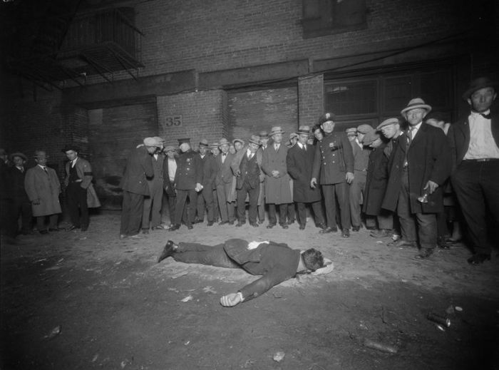 Once In A Lifetime Sights From The New York Police Photo Archives