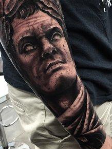DrewAPicture Creates Insanely Detailed Tattoo Art