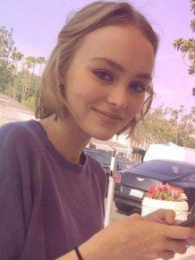 Meet Johnny Depp's Daughter Lily Rose Melody Depp