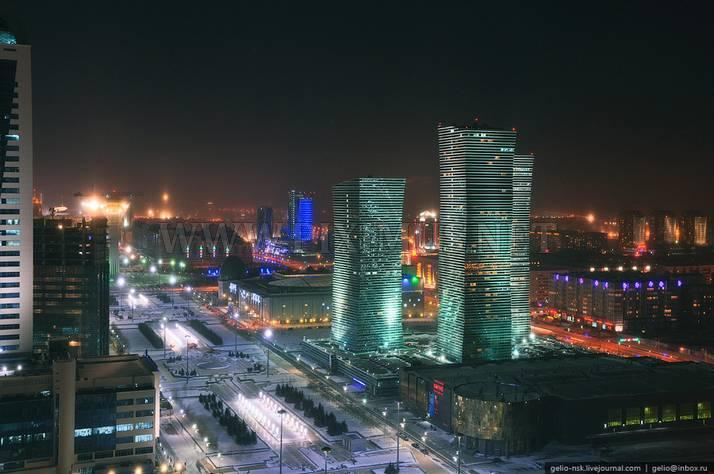 The Beauty of Kazakhstan from the Air