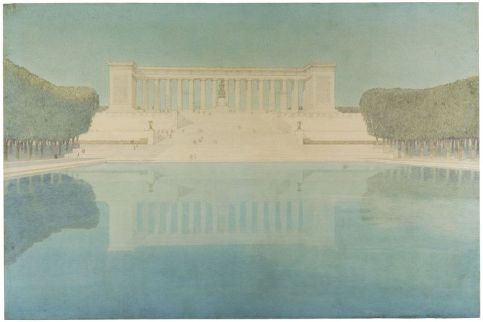 Awesome Lincoln Memorial Designs That Weren't Used